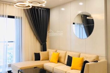 Cho thuê căn hộ ở Green Park 3 phòng ngủ cơ bản và đầy đủ đồ giá 11 triệu/tháng, ban công hướng mát