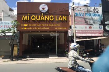 Mặt Tiền Gò Dầu, Phường Tân Quý, Tân Phú, Nhà cấp 4, DT 7.17x20.7m, giá 23 tỷ