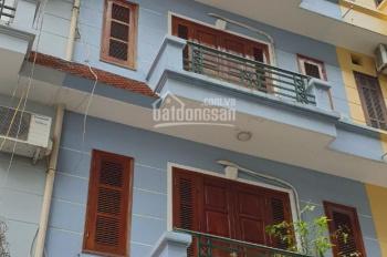 Cho thuê nhà riêng 50m2, 4,5 tầng Vạn Phúc - Vạn Bảo, giá chỉ 22 triệu/tháng. LH 0972.709.960