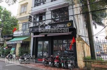 Cho thuê nhà mặt phố đẹp nhất khu Hoàn Kiếm, DT 50m2 x 3 tầng, MT 5m, LH: 0922226138