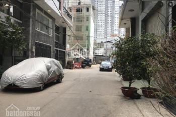 Nhà mới góc 2MT HXH 282 đường Nguyễn Tri Phương, P4, Q10, 3.5X10m. Gía 7.4 tỷ