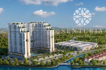 Bán nhà phố Senturia Nam Sài Gòn - giá gốc CĐT thanh toán 50% nhận nhà NH ân hạn lãi & gốc 12 tháng