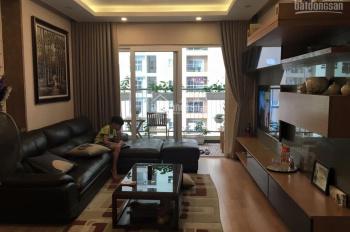 Cho thuê căn hộ 146m2, 3PN, đầy đủ đồ, tại M5 Nguyễn Chí Thanh giá 15tr/th. LH: 0988138345