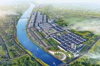 Chỉ 1,2 tỷ sở hữu biệt thự ven sông cao cấp, 100% mặt tiền view sông Cổ Cò - ven biển Hà My