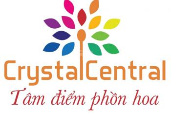 Crystal Central - Nhận booking những sản phẩm vị trí đối diện công viên, chỉ từ 30 triệu/ nền