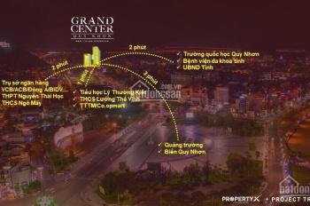 Mở bán shop Grand Center - CĐT Hưng Thịnh căn góc 29 tỷ chiết khấu suất đặc biệt 6%, LH 0909018655