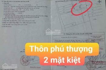 Đất Phú Thượng Hoà Sơn giá rẻ cho công nhân