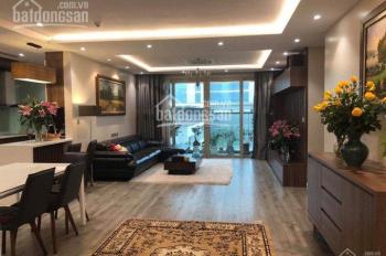Cho thuê CHCC Mandarin Garden, Hoàng Minh Giám 168m2, 3 PN đồ đẹp, giá 23 triệu/th, LH: 0986737218