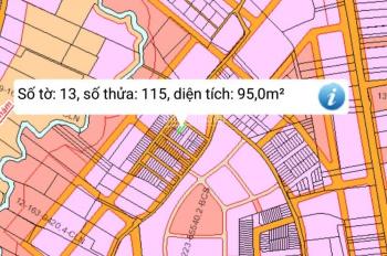Cần bán gấp lô đất 95m2 đối diện D2D Long Thành, cách 769 chỉ 50m, giá 1 tỷ 5, LH: 0978 16 3579