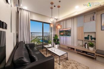 Bán căn 2PN2WC giá siêu rẻ 1.69 tỷ, có điều hòa 2 chiều Vinhomes Smart City