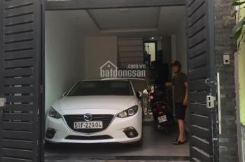 Nhà cho thuê nguyên căn HXH Trần Hưng Đạo, Quận 1