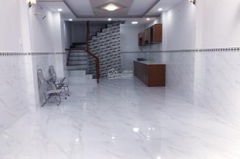Trung tâm Phú Nhuận 4 tầng mới đẹp, HXH, giá 7 tỷ 6