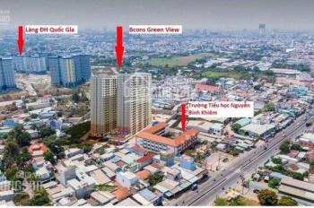 Bcons Green View - suất nội bộ với những căn ở tầng và view cực đẹp - CK 1 chỉ vàng