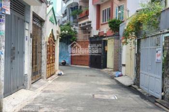 Bán nhà hẻm 2MT trước sau Lê Văn Sỹ, P13, Phú Nhuận. DT 5x20m, 2 lầu, giá 7,5 tỷ TL