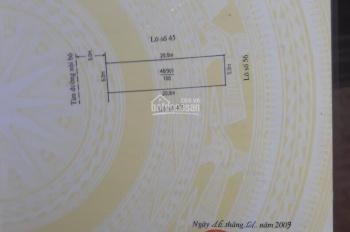 Bán lô đất vừa rẻ vừa đẹp tại Đặng Cương, An Dương
