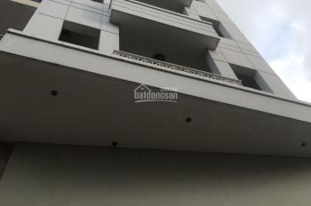 Cho thuê nhà MT đường Hồng Hà, sân bay, P. 2, Tân Bình. Diện tích: 6x20m, 1 Hầm 1 trệt 5 lầu