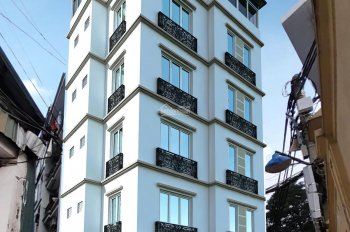 Bán tòa nhà chung cư mini 6 tầng, 46m2, 2 mặt đường ô tô qua, doanh thu trên 30tr/th