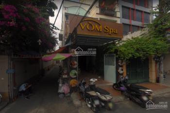 Cho thuê nhà nguyên căn 2 mặt tiền đường Đặng Tất Phường Tân Định Q1, DT 4X25m, 2 lầu, giá 43 triệu