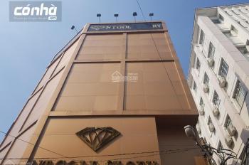 Nhà mặt tiền Lê Hồng Phong, phường 1, Quận 10. DT 20x35m, nhà gồm 1 mặt bằng + nhà 1 trệt 3 lầu
