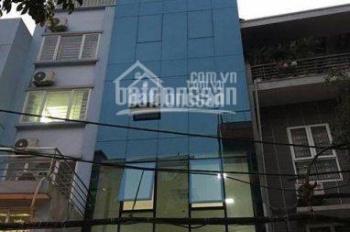 Cho thuê nhà MP Mễ Trì Thượng - Nam Từ Liêm - HN DT 60m2, 7T thông sàn, có thang máy. 0898618333