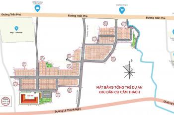 Bán lô góc - suất ngoại giao tại dự án đất nền trung tâm thành phố Cẩm Phả
