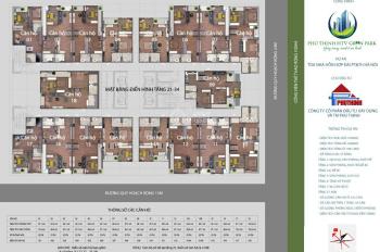 Mở bán chung cư Phú Thịnh Green Park đợt mới, ưu đãi cao, hỗ trợ vay 70% lãi suất thấp