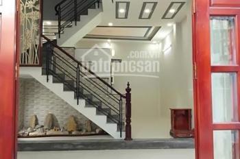 Cho thuê nhà nguyên căn Huỳnh Tấn Phát, 5x14m trệt 3 lầu 4 PN giá 12 tr/th. Liên hệ: 0915663122