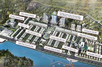 Mở bán biệt thự mặt biển khu đô thị Núi Hạm mặt đường bao biển Hạ Long, LH: 0965868939