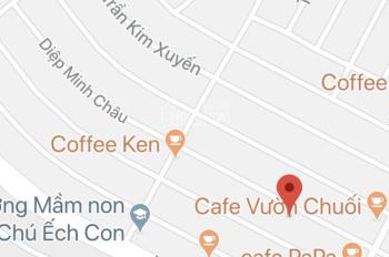 Bán đất đường Diệp Minh Châu B1.20 - Đông Bắc giá sụp hầm khu đô thị Nam Cầu Nguyễn Tri Phương