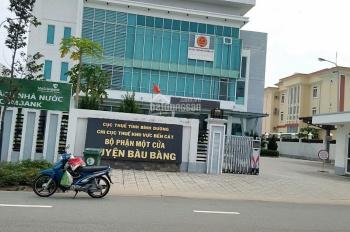 Sở hữu đất nền ngay trung tâm hành chính Bàu Bàng với giá chỉ 800 triệu/nền - Diện tích: 5x30m