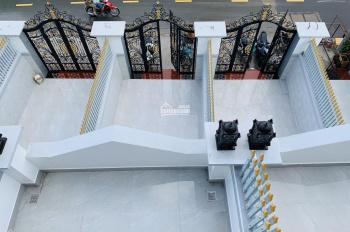 Nhà phố Hưng Phú bậc nhất Q8, DT 4x16m thiết kế 1 trệt 3 lầu mới xây. LH 0936225010 Hạnh chính chủ