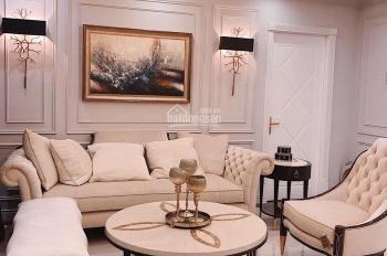 Cho thuê Hong Kong Tower 127m2, 03 PN, căn góc, full đồ, giá 17 tr/th, view đại sứ quán, 0915586141