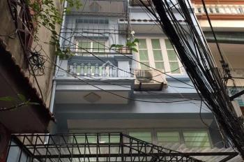 Bán nhà phố Bùi Xương Trạch 31m2, ngõ 95, nhà 4.5 tầng, thiết kế đẹp