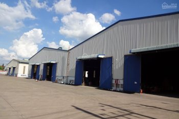 Cho thuê xưởng 6543m2, nằm trong KCN Hố Nai, Biên Hòa, Đồng Nai, Việt Nam