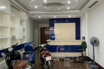Cho thuê tầng 1, 2 mặt phố Linh Lang nhà mới đẹp rẻ 20tr/tháng