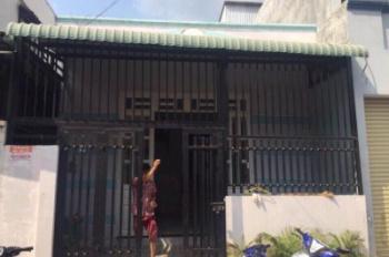 Nhà cấp 4 khu Cư Xá Phú Lâm B, P13. DT: (4,5x13)m giá: 6,1 tỷ (TL)