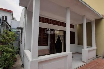 Bán nhà hẻm Phan Văn Hân, P. 17, phù hợp cho gia đình muốn sở hữu nhà có sân vườn