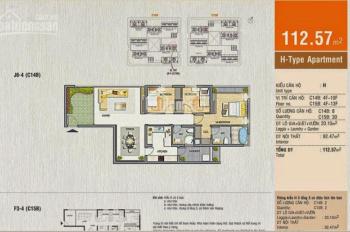 Bán rẻ căn hộ Star Hill Phú Mỹ Hưng, DT 113m2, nhà thô, căn góc, lầu cao view rất đẹp, chỉ 4.8 tỷ