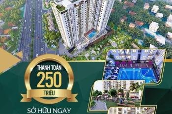 Mở bán chính thức Minh Quốc Plaza Bình Dương, giá rẻ nhất thị trường chỉ: 24tr/m2, LH: 0902377034