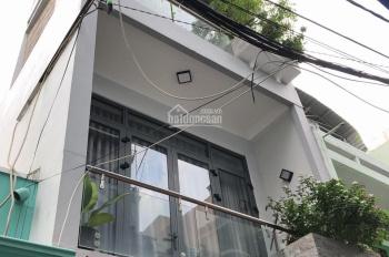 Nhà mới đẹp 3 tấm hẻm 5m Tân Hóa. DT: (4x11)m giá: 5,5 tỷ (TL)