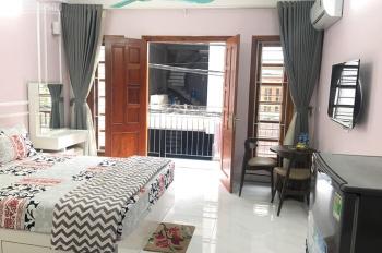 Bán tòa nhà căn hộ cho thuê Ba Đình