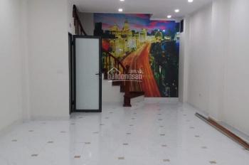 Bán nhà Kim Giang, Thanh Xuân 2 căn nhà xây đơn lập 40m2 x 5 tầng và 37m2 xây 5 tầng nhà mới