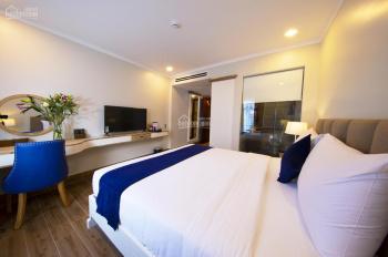 Cho thuê khách sạn ngay trung tâm Phú Mỹ Hưng, 15x20m, 5 tầng, 35 phòng cao cấp, giảm giá 30% Covid