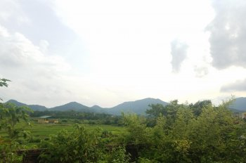 Bán lô đất S 1113m2 có 200m2 đất ở tại thôn Muỗi, Yên Bài, Ba Vì, HN cách mặt đg nhựa chỉ 250m
