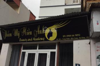 Chính chủ bán nhà 2 tầng 1 tum, DT 88m2, Biên Giang, Quận Hà Đông, Hà Nội.