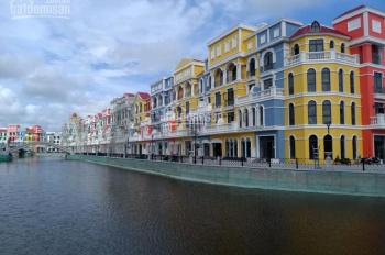 Nhà phố thương mại Grand World PQ, 81m2, DTXD 222m2, vốn đầu tư 3 tỷ. LH 0907891888 Phúc