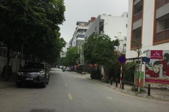 Bán đất mặt phố Thọ Tháp, khu đô thị Dịch Vọng, Cầu Giấy, 38 tỷ