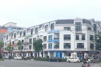 Cho thuê Shophouse Vinhome Gadenia Mỹ Đình 93 m2 X 5 tầng có thang máy giá 40 tr/tháng