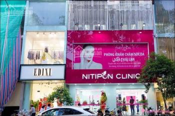 Giá hời! MT Nguyễn Trãi P. Bến Thành, Quận 1, 4x20m, trệt 3 tầng, 68 tỷ 0902977330