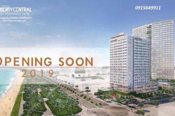 Chính Chủ Tôi cần bán căn hộ Quy Nhơn Melody 2PN view biển giá chỉ 1,683tr .LH:0915649911 Ms Hương